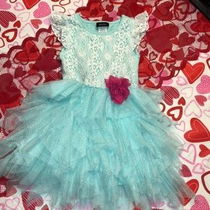 4T Holiday Edition dress
